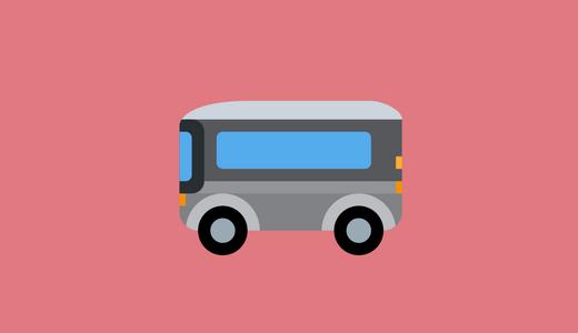 澎湖のバス