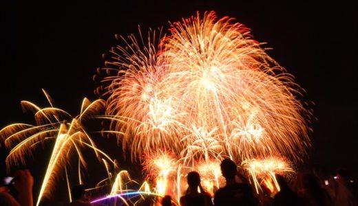 2018年澎湖国際海上花火フェスティバルの開催日