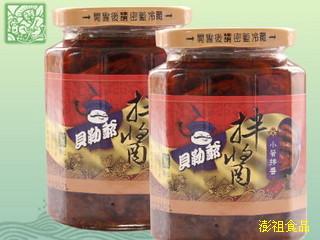 澎祖小管拌醬