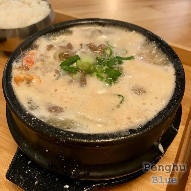 金醬府韓式家常石鍋