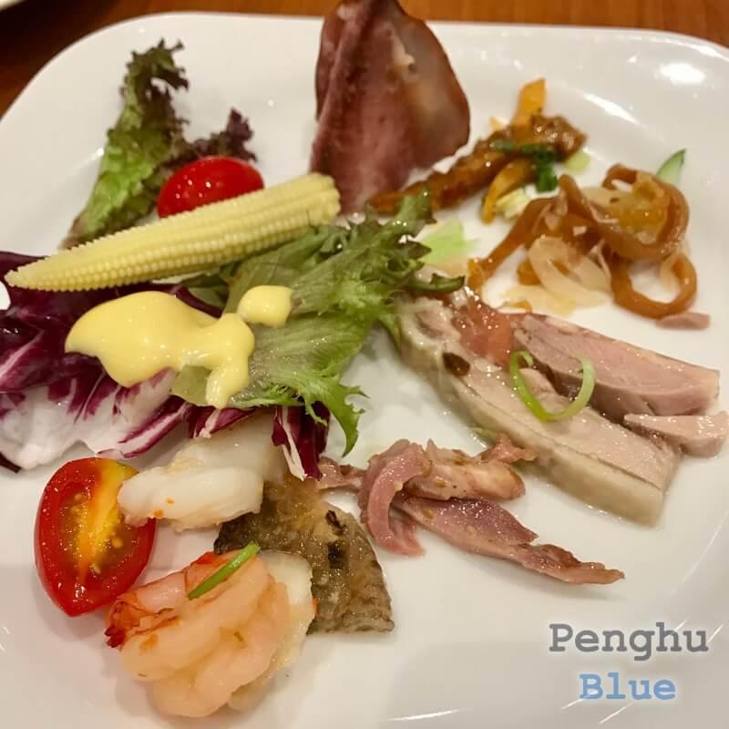 宜客樂(THE eatery)ディナービュッフェ