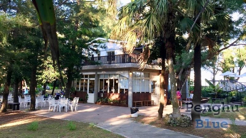 林投金沙灘-及林春咖啡館