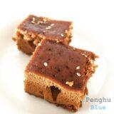 澎湖の定番みやげ、黑糖糕(ヘイタンガオ)の買い方・食べ方